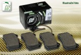 Zobrazit detail - Sportovní brzdové destičky E.T.F. RM-400 Sport